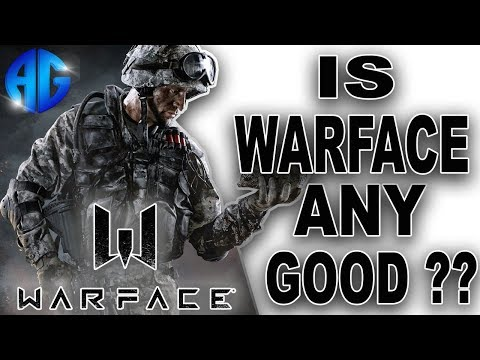Warface On Console: Worth Your Time??