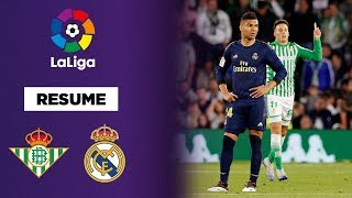 Liga - Le Real Madrid perd gros chez le Real Betis !