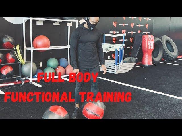 ABT- Athletic Based Training: Full Body Functional Training Program