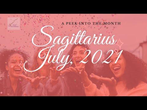 ♐ SAGITTARIUS ♐: Free Your Mind - Heal Self-doubt - July