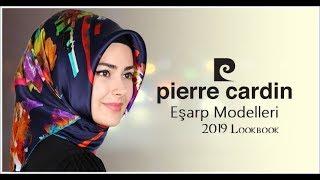 Pierre Cardin Eşarp Modelleri 2019 Lookbook