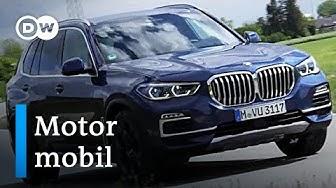 BMW X5 gegen den Rest der SUV-Oberklasse   Motor mobil