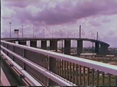 Gateway To A City - West Gate Bridge 1978