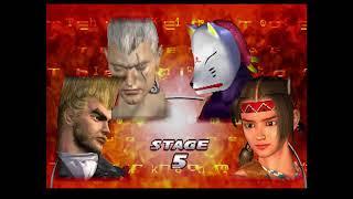 Tekken Tag 1 ( Arcade ) - Bryan / Paul Playthrough ( Nov 18, 2019 )