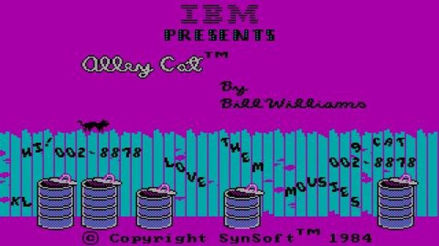 Alley Cat Game