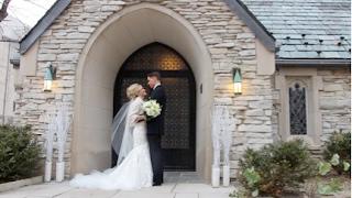 Courtney + Cameron Wedding Highlight - Beck Chapel & The Tudor Room