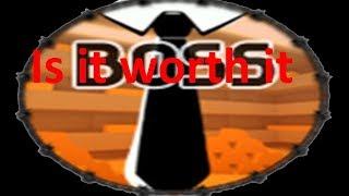 IS THE CRIME BOSS GAMEPASS WORTH IT (ROBLOX JAILBREAK)