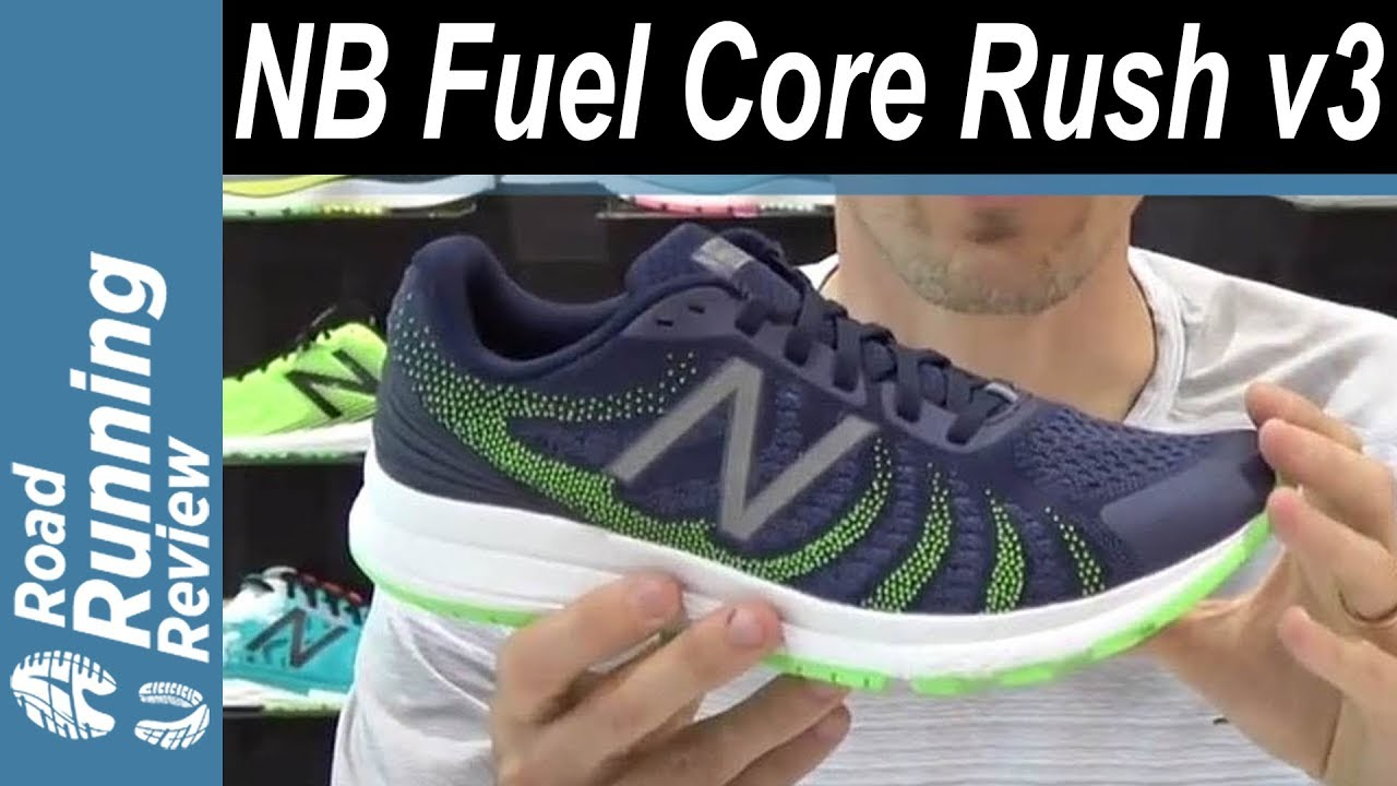 new balance fuelcore rush v3