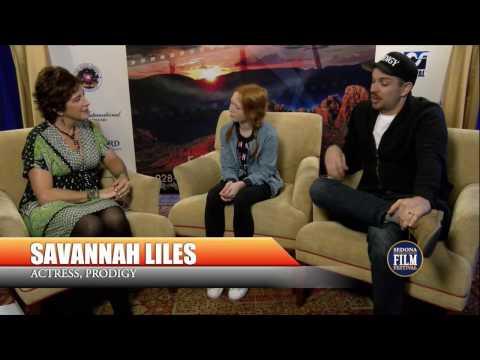 Savannah Liles Sedona Film Festival Prodigy Interview