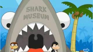 poptropica Tutorial: shark tooth island