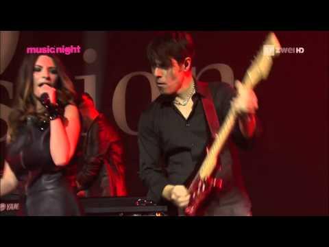 Laura Pausini - Un'emergenza D'Amore - Live Basel 2011