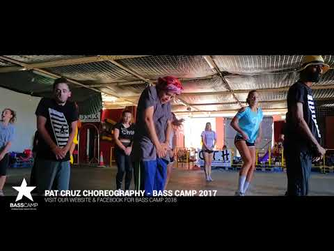 Another Love Song - Ne-Yo | Pat Cruz Choreography | Bass Camp 2017