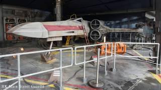 20160611 hkdl star wars tomorrowland takeover hyperspace mountain 丨香港迪士尼樂園 星球大戰 入侵明日世界 星戰極速穿梭