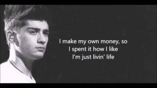 Zayn Malik: No Type ft Mic Righteous Lyrics
