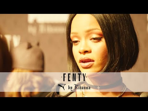 FENTY PUMA by Rihanna AW16 Collection - Show Highlights