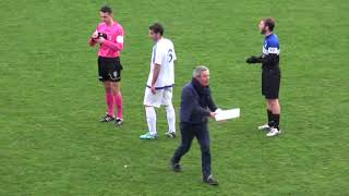 Serie D Girone E Real Forte Querceta-Seravezza P. 1-1