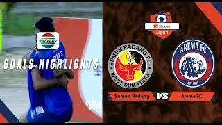 Download Video Semen Padang (0) vs Arema Malang (1) - Goal Highlights | Shopee Liga 1 MP3 3GP MP4