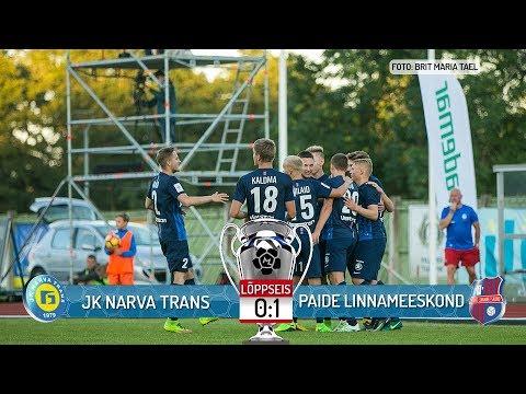 32. voor 2017: JK Narva Trans - Paide Linnameeskond 0:1 (0:0)