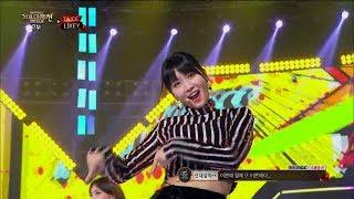 【TVPP】 TWICE -  LIKEY(Part Change Ver), 트와이스- 라이키(파트 체인지ver) @MBC Gayo Daejejeon 2017