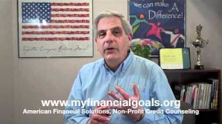 Credit Counseling - Credit Counselors - American Financial Solutions