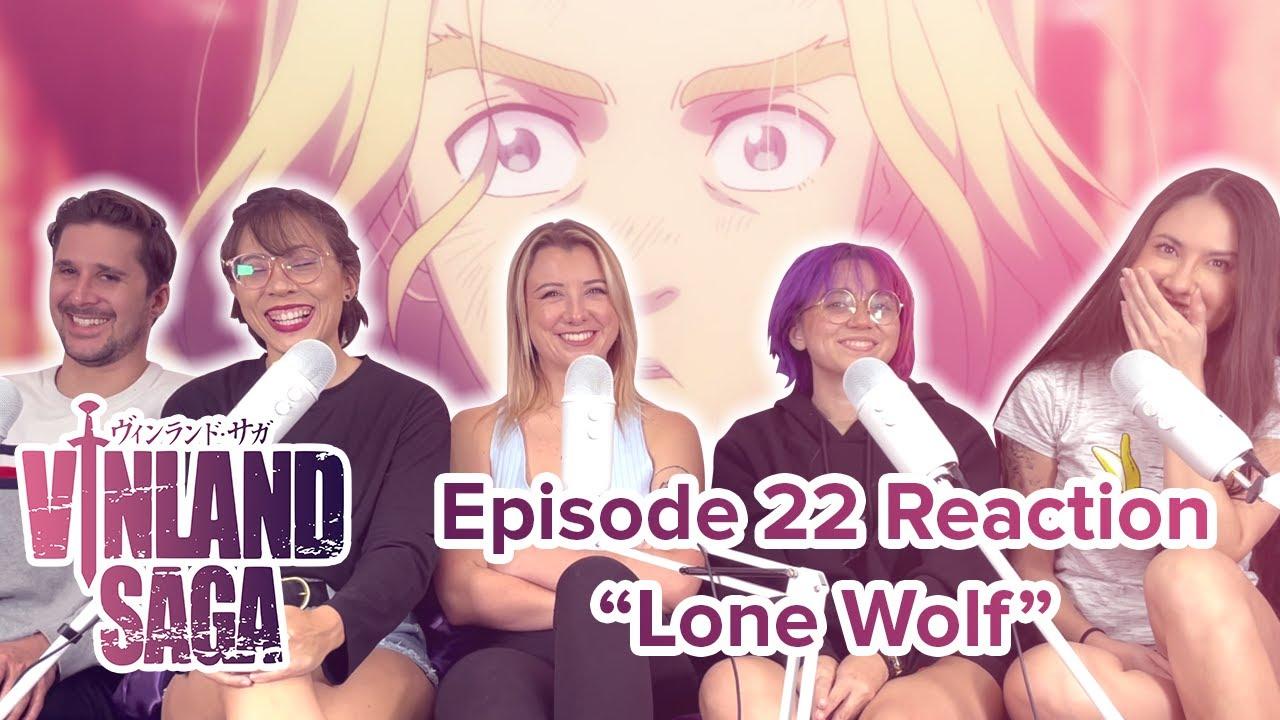 Vinland Saga - Reaction - S1E22 - Lone Wolf