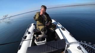 23.07.2017 Рыбалка на Богучанском водохранилище