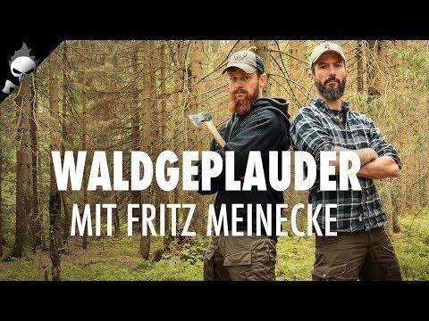 WALDGEPLAUDER mit Fritz Meinecke