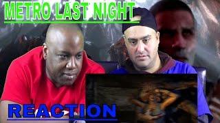 Metro (метро) - Last Light - Mobius Trailer Reaction