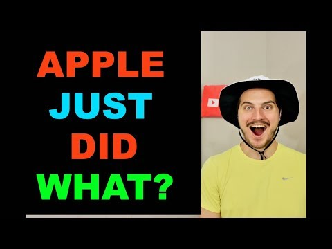 APPLE REPORTS STRONG EARNINGS. MY TAKE.