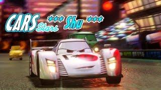 Cars 2 Game Play - Shu Todoroki Squad series