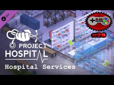 Project Hospital - Hospital Services DLC #26  