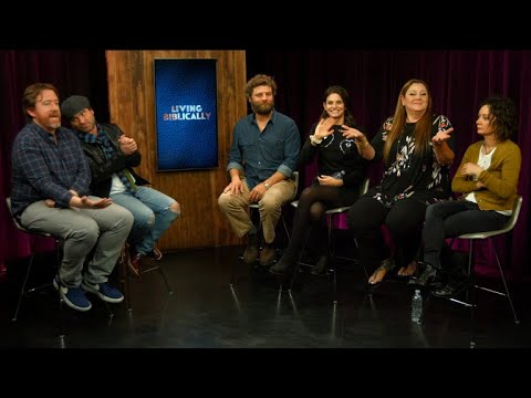 Living Biblically Cast And Creators Share Learnings And Laughs About Righteous New