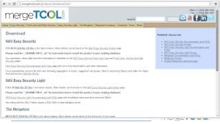 NAV Easy Security: Adding Online Help Files