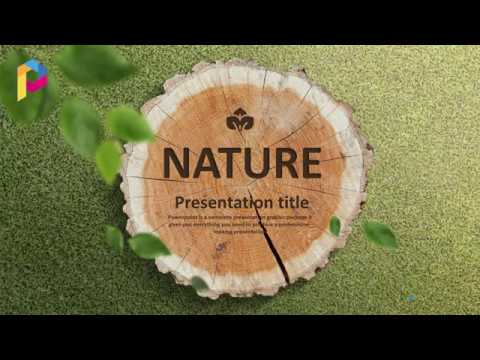 Theme Nature Template Powerpoint Free Download