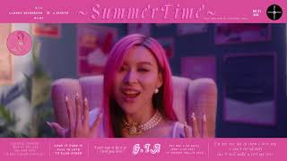 G.I.A 金吉雅  Summer Time Official Video