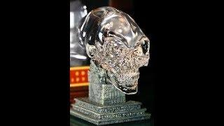Охотники за мифами-Хрустальный череп