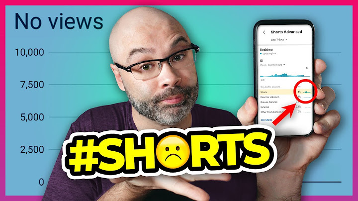 youtube shorts why youre not getting views