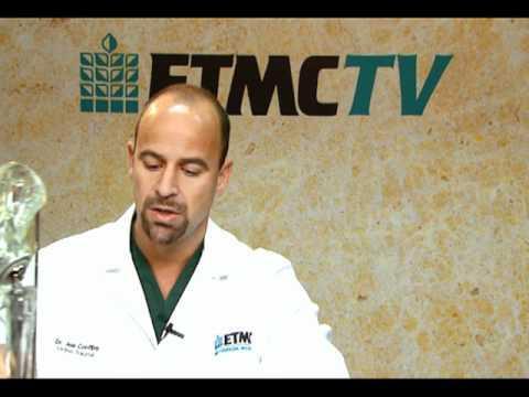 ETMC TV: Dr. Joseph Conflitti - Hip pain and hip replacement surgery
