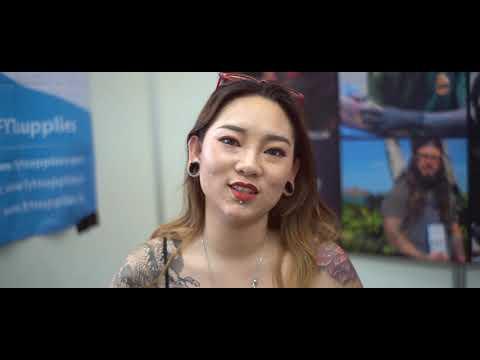 Bali Tattoo Expo 2018 - Day 3 Full Recap
