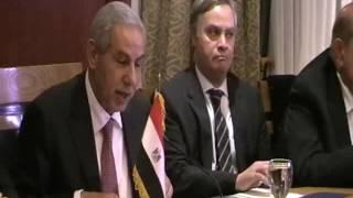 الوزير/طارق قابيل يبحث مع وزير الزراعة اللبناني تعزيز التعاون التجاري والاقتصادي بين البلدين