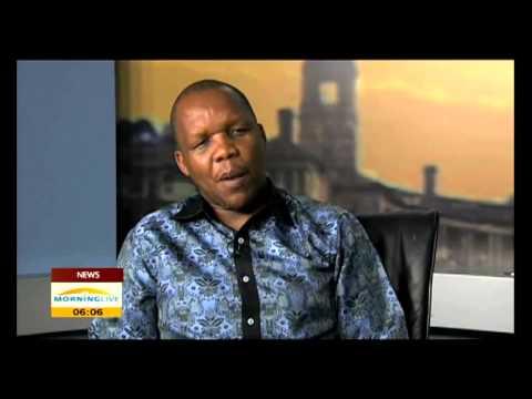 President Zuma in Kampala