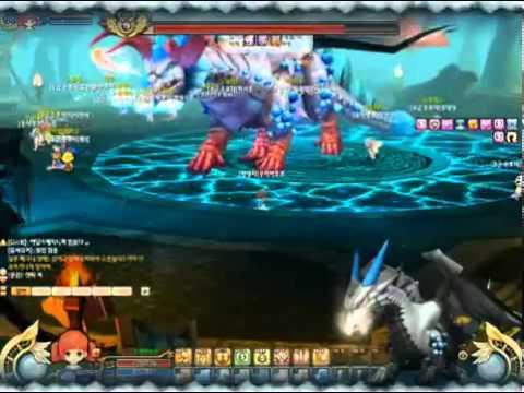248 vn   Legend of Edda Video đánh siêu rồng Baqueda