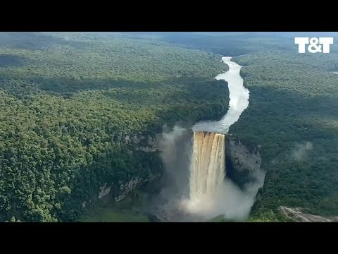 Kaieteur Falls The World's Largest Single Drop Waterfall