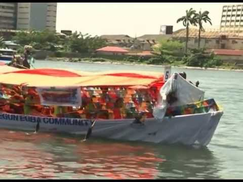 LAGOS STATE WATER REGATTA2013 - FESTOUR