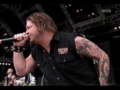 01 - Drowning Pool live Sinner @ Rock Am Ring 2002