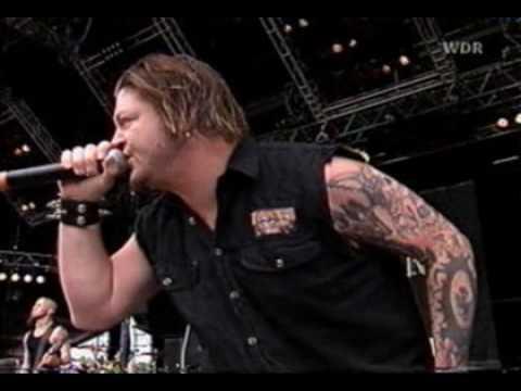 01 - Drowning Pool live Sinner @ Rock Am Ring 2002