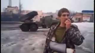БМ-21 Град / БМ 30 Смерч / 27 Ураган - вогонь. Російська Армія