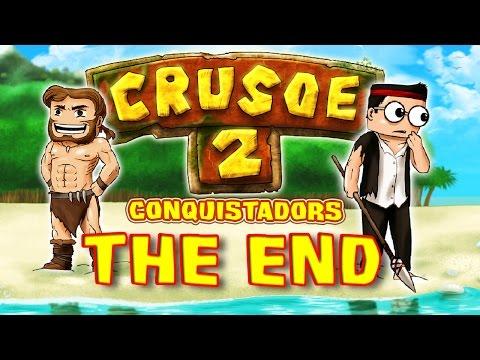 CRUSOE 2 - FIN : Concours de Canards - Fanta et Bob dans Minecraft