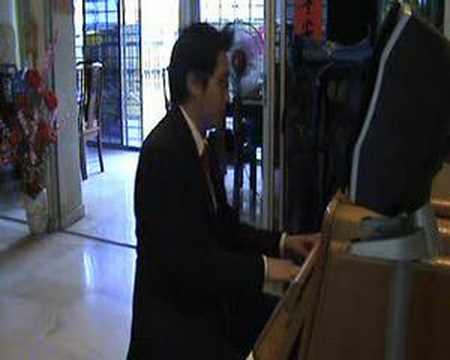 Guang Liang Yue Ding Piano By Ray Mak Youtube