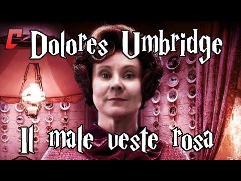 Dolores Umbridge - Il male veste rosa